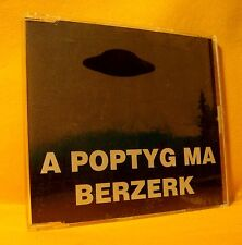 MAXI Single CD Apoptygma Berzerk Eclipse 4TR 1999 EBM, Synth-pop