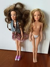 BFC Best Friends Club Ink dolls Kaitlin Addison clothes shoes MGA