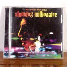 A R Rahman Slumdog Millionaire OST Soundtrack CD Album 2008 playgraded M-