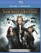 Snow White and the Huntsman (Blu-ray Disc, 2016, Digital HD) No Slip Brand New