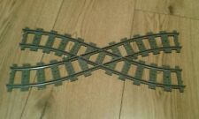 Incrocio tipo 4519 Lego compatibile treno binari x 7938 7939 7936 60051 60052