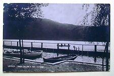 LEVICO - Bagni m.520 s.m. - Il Lago [picc. b/n viagg.]