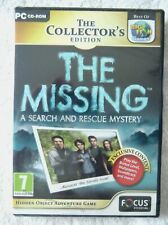 39742 - The Missing A Search And Rescue Mystery [NEW / SEALED] - PC (2012) Windo