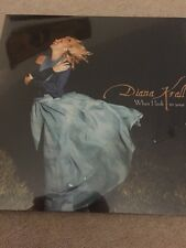 Diana Krall 'When I look in Your Eyes' 2 x VINYL LP NEW / SEALED