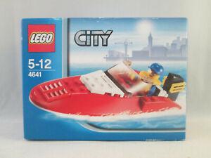 Lego City - 4641 Speed Boat NEW SEALED