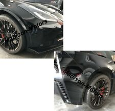2014-2019 Oracle C7 Chevy Corvette Concept Tinted/Smoked SMD LED Sidemarkers 4pc