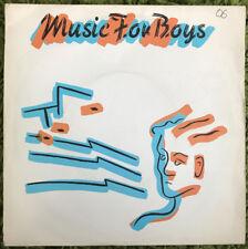 """Music For Boys - Music For Boys - 7"""" Single"""