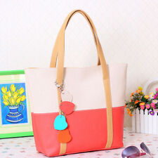 1# Fashion Handbag Lady Shoulder Bag Tote Purse PU Leather Women Messenger Hobo