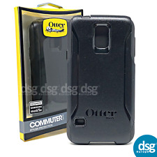 OTTERBOX COMMUTER CASE FOR SAMSUNG GALAXY S5 BLACK 77-39174 drop dust protection