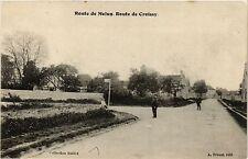 CPA Route de Melun - Route de Croissy (472328)