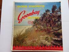 45 RPM George Symonette EP Goombay Rhythms Autographed Bahama Records #R079