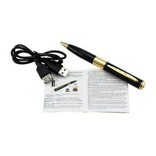 Surveillance Spy Camcorder Pen Mini DVR Camera/Video/Sound Recorder Hidden Cam