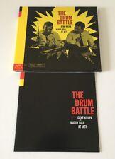 GENE KRUPA / BUDDY RICH The Drum Battle Verve CD