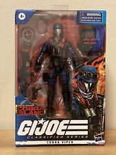 COBRA ISLAND VIPER GI Joe Classified Series Target Exclusive Army Builder NEW!