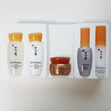 Sulwhasoo Basic Kit 5 Items travel size essence+water+emulsion+cream+eye cream