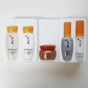 Sulwhasoo Basic Kit 5 Items travel size essence+water+emulsion+cream+eye cream