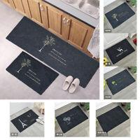 Rutschfeste Küchenbodenmatte Gummiunterlage Fußmatte Läufer Teppich Teppiche