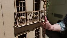 """1/12 scale  Dolls House    Balcony  Kit    10""""     DHD1810"""