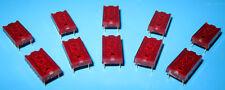 TIL311 Red Hexadecimal Display, set of 10, new pull