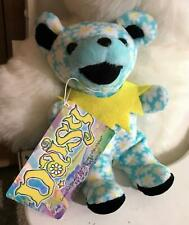 Daisy Grateful Dead Bean Bear Collectibles Born at Woodstock 1969 NWT Plush