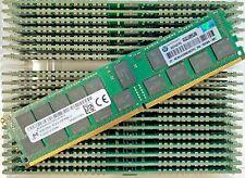 128GB (8x16GB) PC4-17000P-R DDR4 ECC Server Memory RAM for Supermicro X10QBL-4