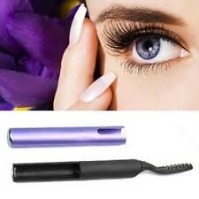 Long Lasting Electric Heated Eyelash Curling Eye Lashes Curler Makeup Tool Hot