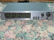 Carver C-1 Sonic Holography Preamplifier High Fidelity Serviced Nice !
