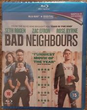 Bad Neighbours [Blu-ray]                 Brand new and sealed