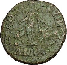 Philip I 'the Arab' Sestertius Viminacium  Bull LION Ancient Roman Coin  i40259