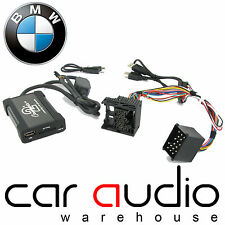 Connects2 BMW 8 Series 2001> Round Pin USB SD AUX In Car Interface Adaptor