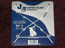 "SUPER SIZED PLATE HANGER FOR LARGE MEAT PLATTER OVAL 13"" - 16"" (33-41CM) JES SH1"