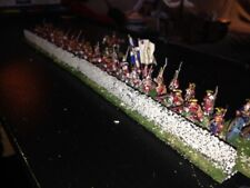 45 Painted 1/72 WoSS War of Spanish Succession British Infantry & Artillery !