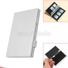 Caja Estuche Protector Almacenamiento 6 SD Tarjeta de Memoria para Fotográfos