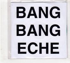 (HM674) Bang Bang Eche, Sonic Death Cuntttt EP - 2009 DJ CD