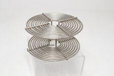 Vintage 35mm Stainless Steel Film Spool Processing Developing Reel Darkroom
