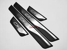 For Mazda CX-5 Accessories Car Door Sill Strip Scuff Plate Protectors 2013-2019