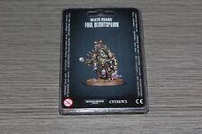 Warhammer Deathguard Foul Blightspawn New