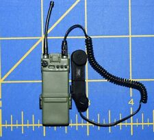 "1:6 Green Walkie-Talkie HT Field Phone Radio for 12"" Action Figures C-266"