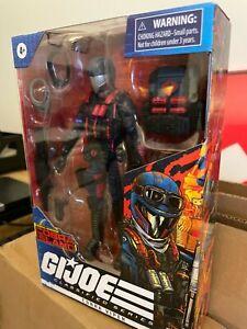 GI Joe Classified Series Special Missions: Cobra Island Cobra Viper In Hand