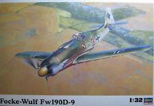 1/32 Focke-Wulf Fw190D-9 Model Kit by Hasegawa