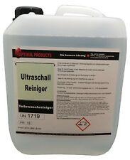 Ultraschallreiniger  HD Konzentrat für Schmuck, Vergaser, Münzen usw. 5 Liter