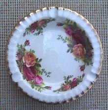 "5"" - Cenicero De Royal Albert Old Country Roses."