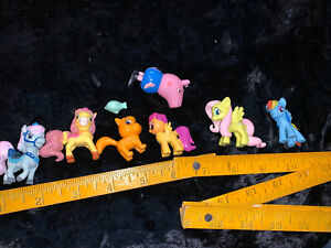 Monopoly My Little Pony Replacement Pieces Mini Figures/ Peppa Pig Little Pet