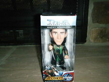 Marvel Thor The Dark World Loki + Dagger Funko Bobble Head Wacky Wobbler Retired