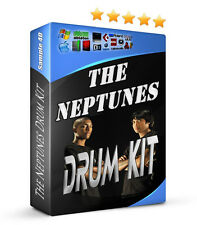 The Neptunes Pharrell Drum Samples MPC FL Studio Hip Hop Rap Kick Snare Clap Hat