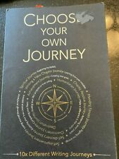 Choose Your Own Journey Notebook Diary Journal New Paccadilly