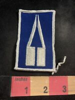 Unknown Blue & White Patch - Help Me If You Can Identify The Design 00O5