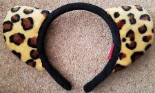 Cute Leopard Ears Headband Partywear