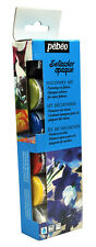 Pebeo SETACOLOR OPAQUE Discovery Set Permanent Fabric Paint 6 x 20ml Colours