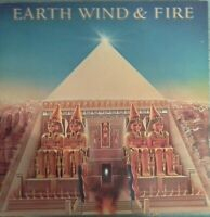 Earth, Wind & Fire ‎– All 'N All uk 1971 cbs 86051 Excellent lp vinyl